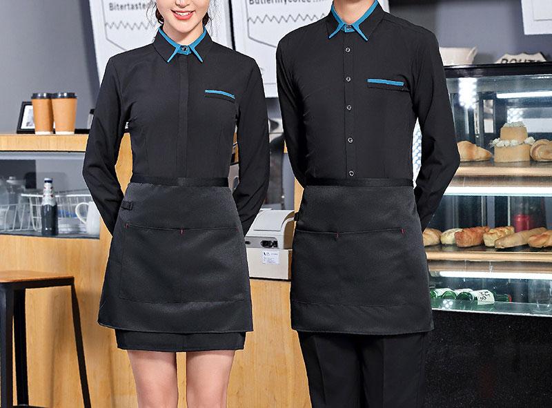 Franchise / hotel cafe uniform