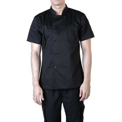 Basic Chef Top Short Sleeve by YH